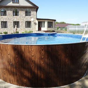 Бассейн своими руками — оригинальные решения декора и правила оформления бассейна (95 фото и видео)