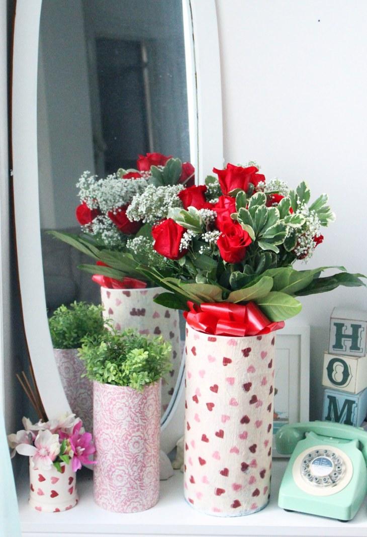 Декор вазы: популярные техники и советы как украсить старую вазу