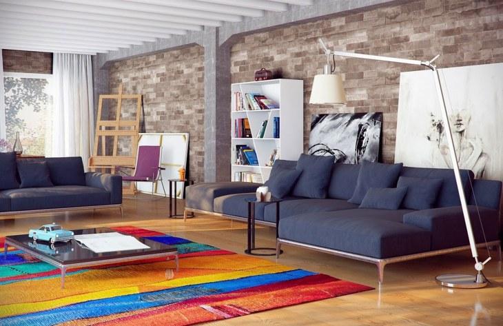 Дизайн интерьера комнаты 16 кв. м. - лучшие идеи оформления интерьера и примеры стильного дизайна (135 фото)