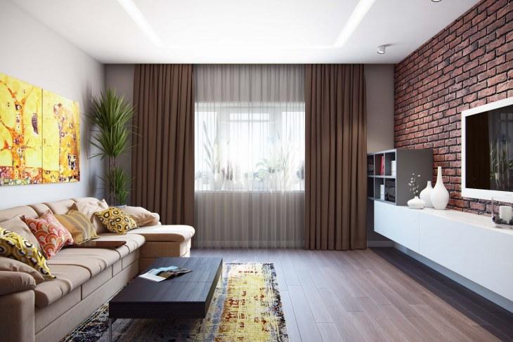 Дизайн однокомнатной квартиры площадью 30 кв м в современном стиле 40 фото создаем стильный интерьер в хрущевке проект квартиры-студии для семьи с ребенком