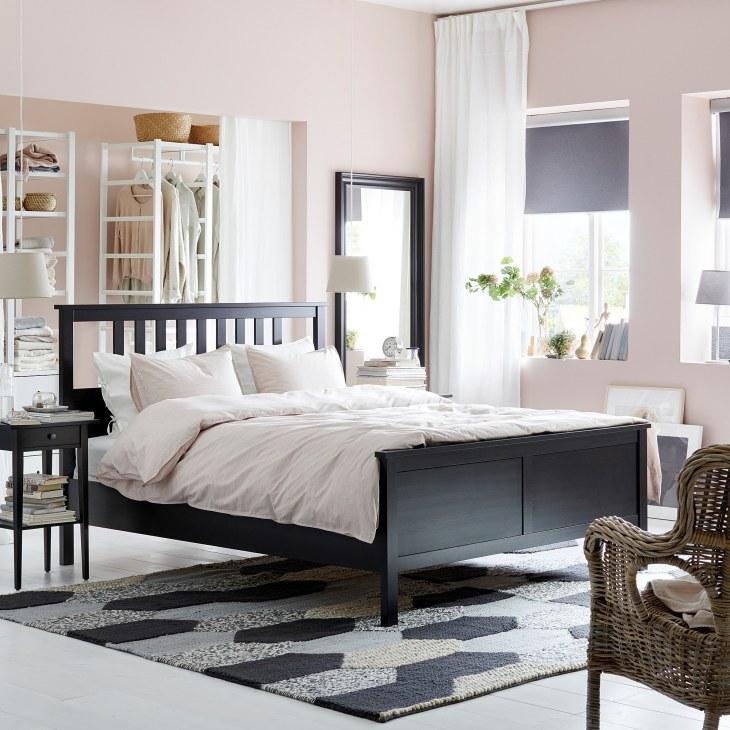 кровати икеа 100 фото новинок самого топового дизайна из каталога Ikea