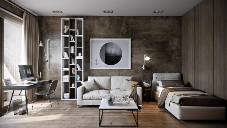 Описание планировок квартир