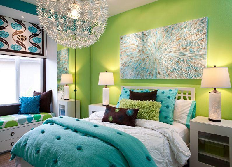 Выбор стиля для оформления спальни