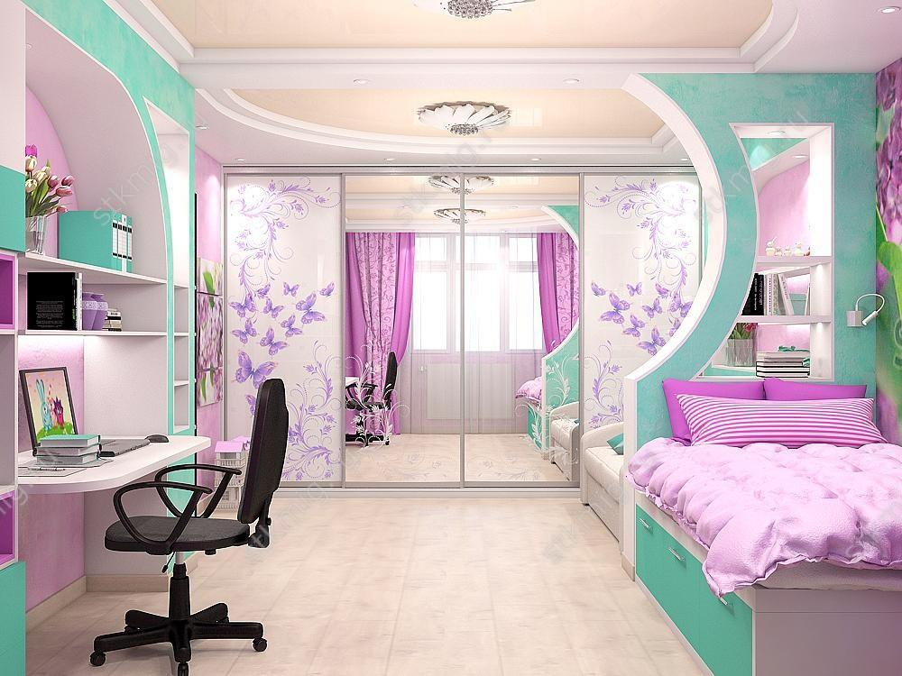 комната для школьника 12