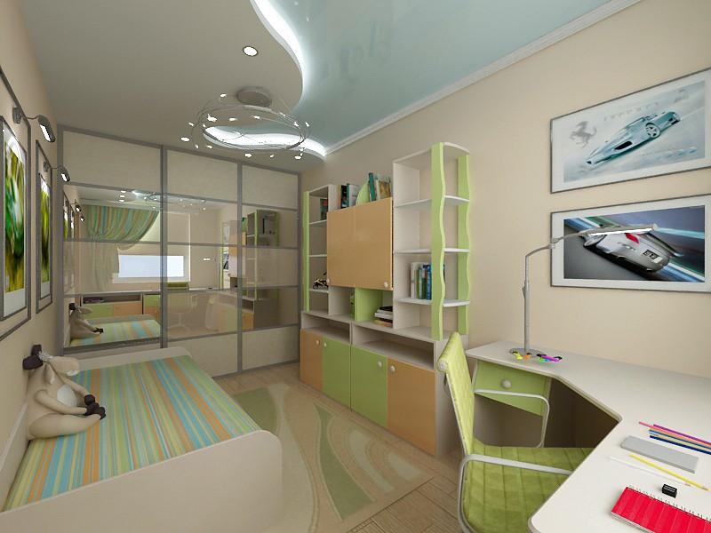 комната для школьника 23