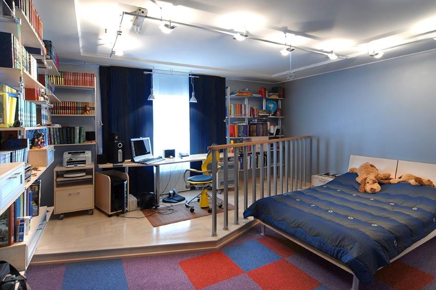 комната для школьника 24