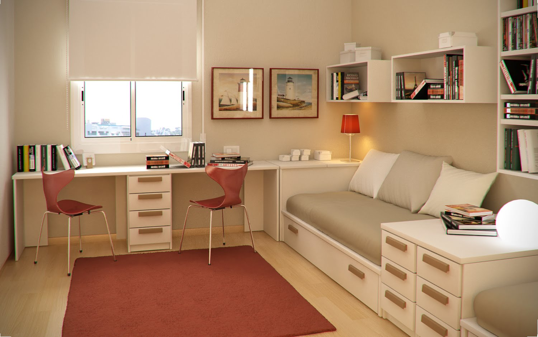 комната для школьника 4