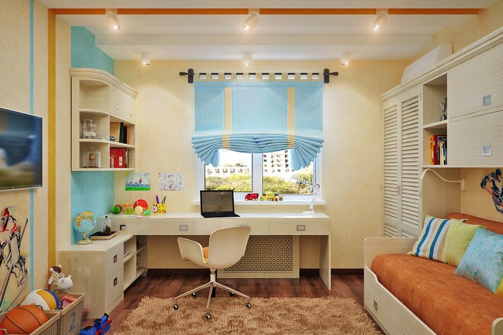 комната для школьника 9