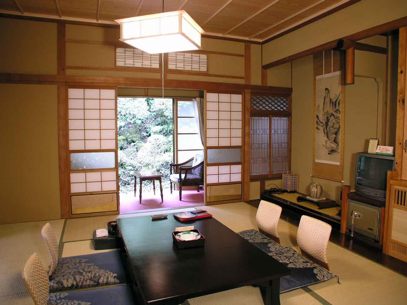 кухня в японском стиле 21