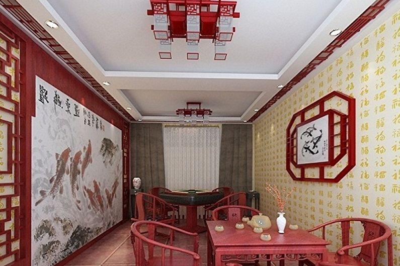 кухня в японском стиле 25