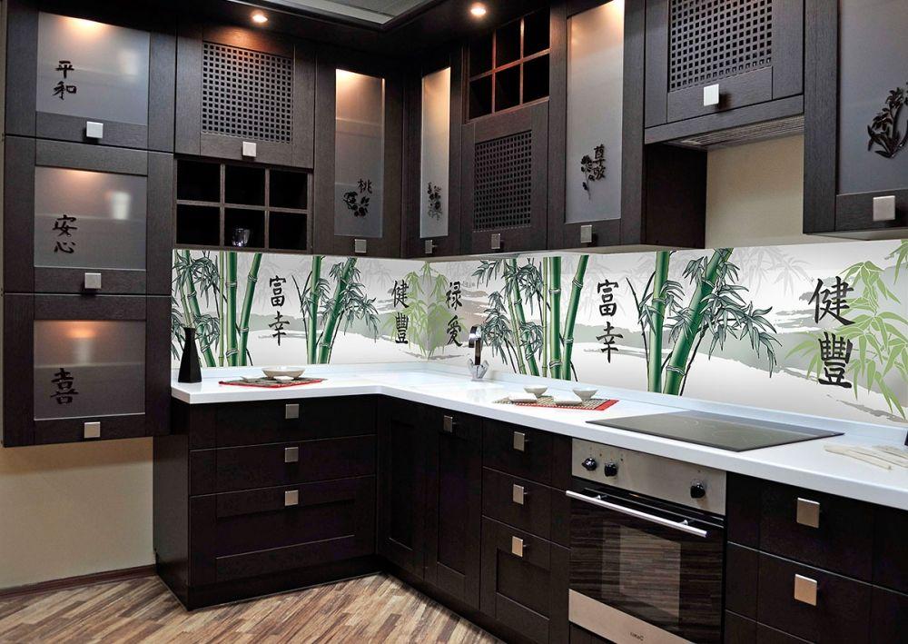 кухня в японском стиле 7