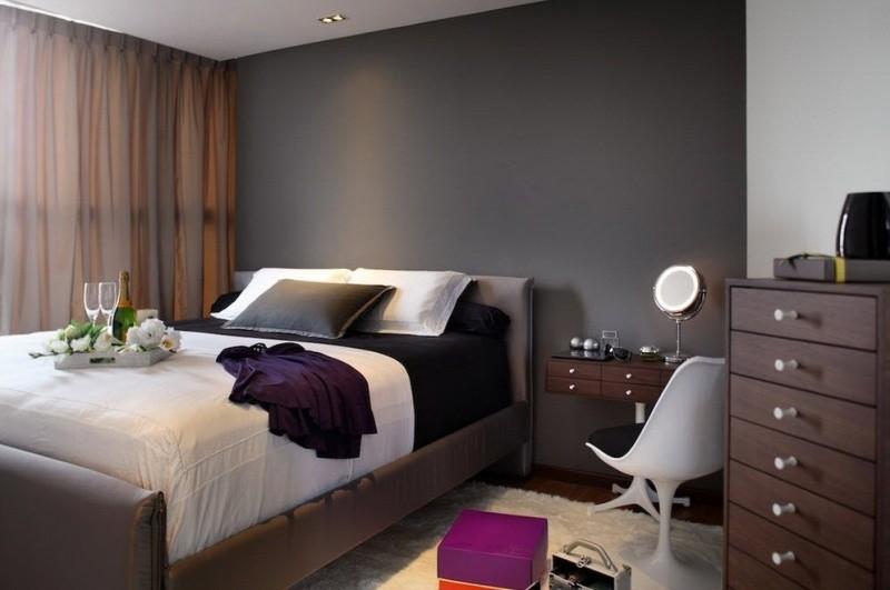 современный дизайн спальни 11