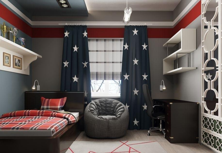 современный дизайн спальни 14
