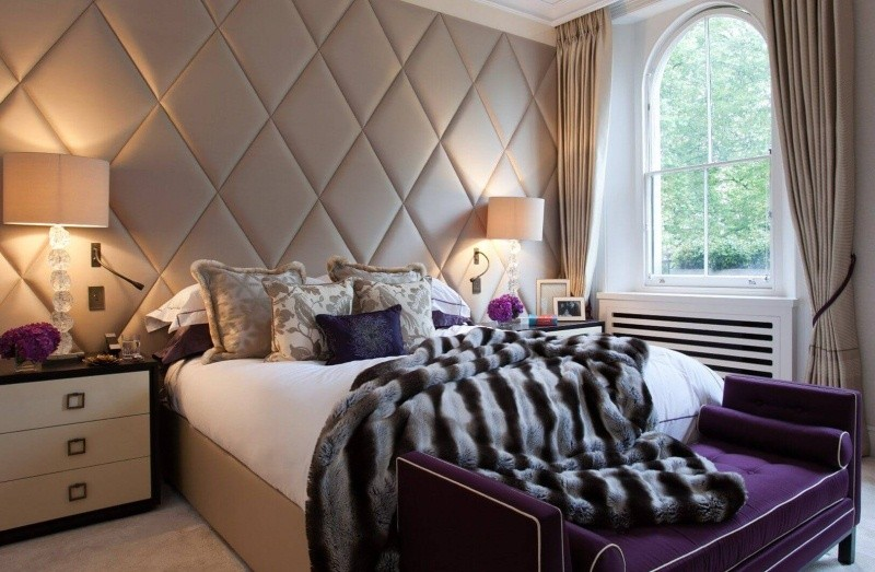 современный дизайн спальни 19