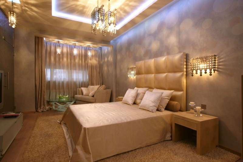 современный дизайн спальни 21