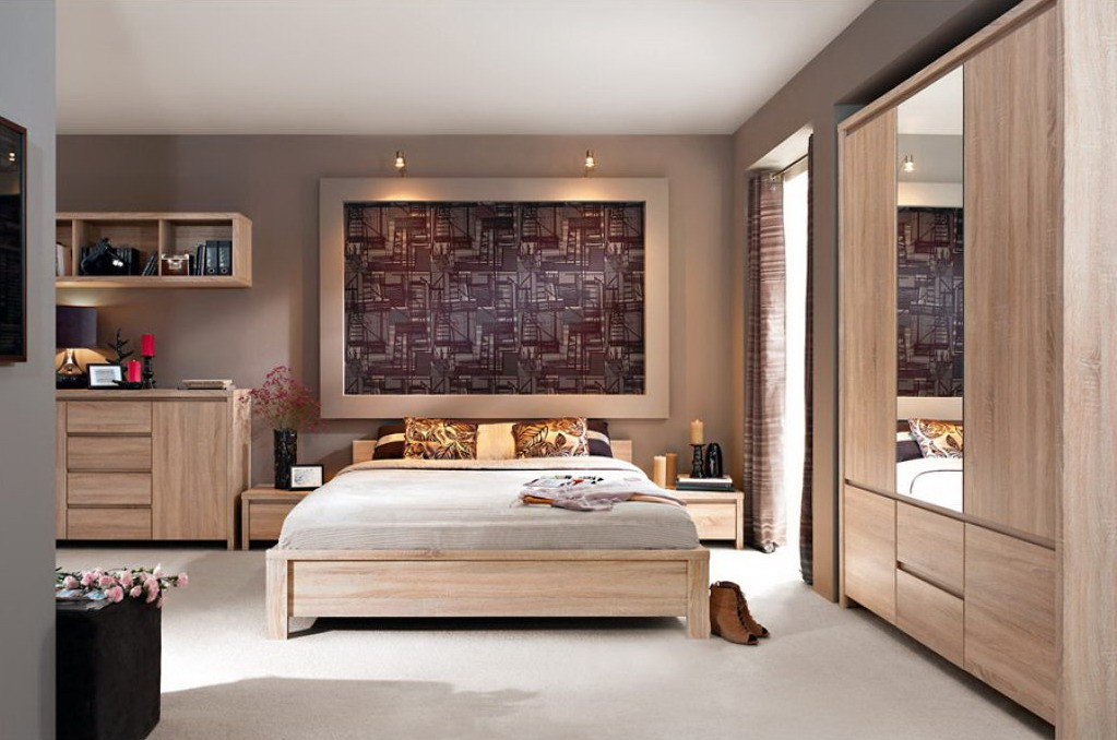 современный дизайн спальни 23