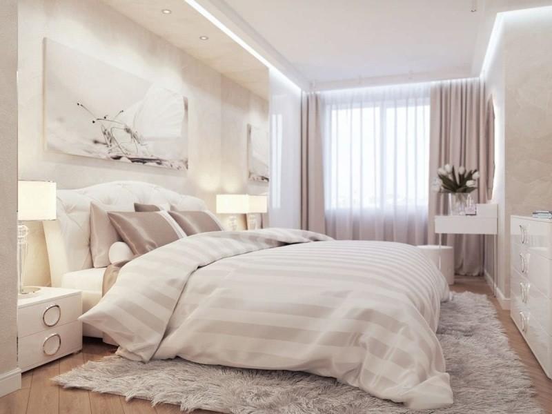 современный дизайн спальни 6