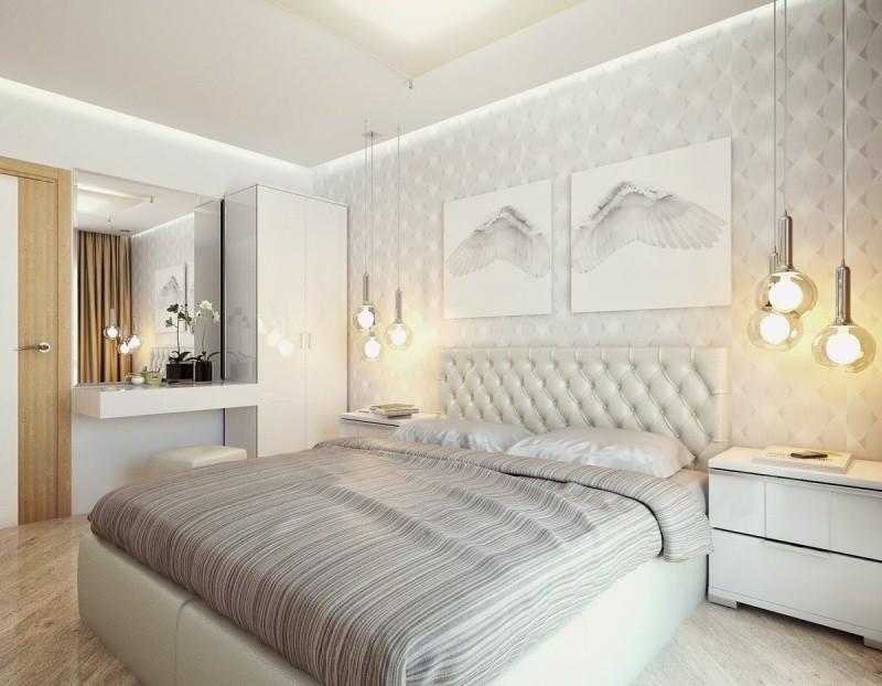 современный дизайн спальни 7