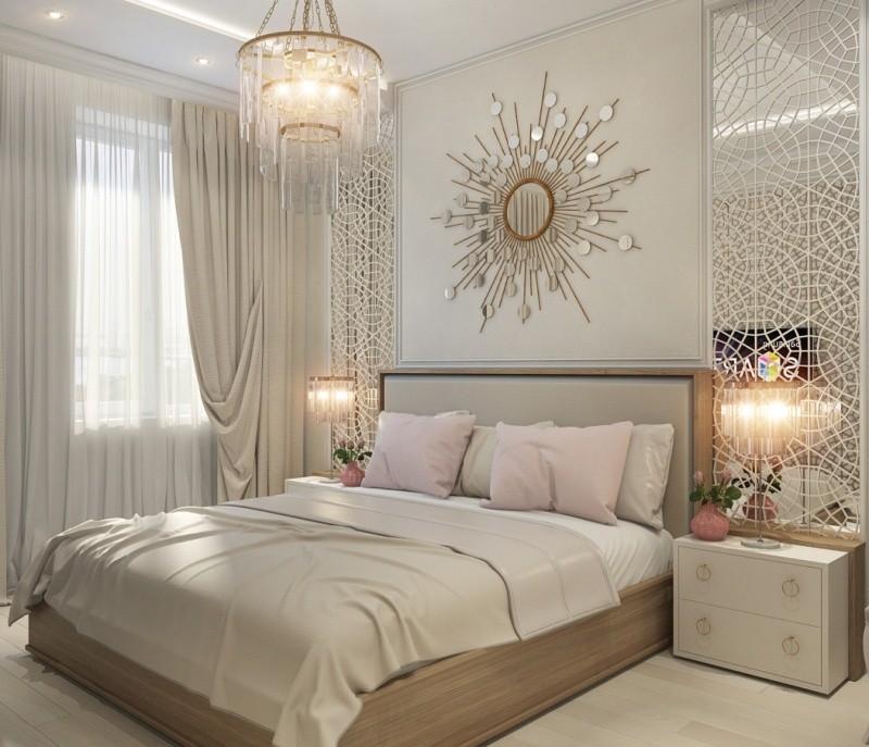 современный дизайн спальни 8
