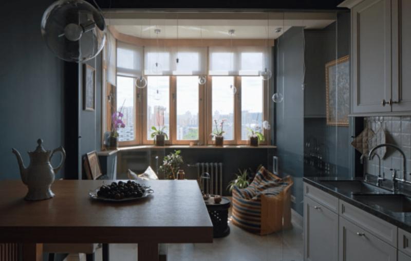 Выбор мебели и варианты размещения