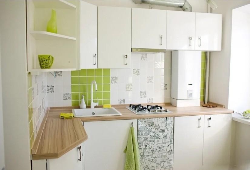 маленькая кухня 6 квм - 20
