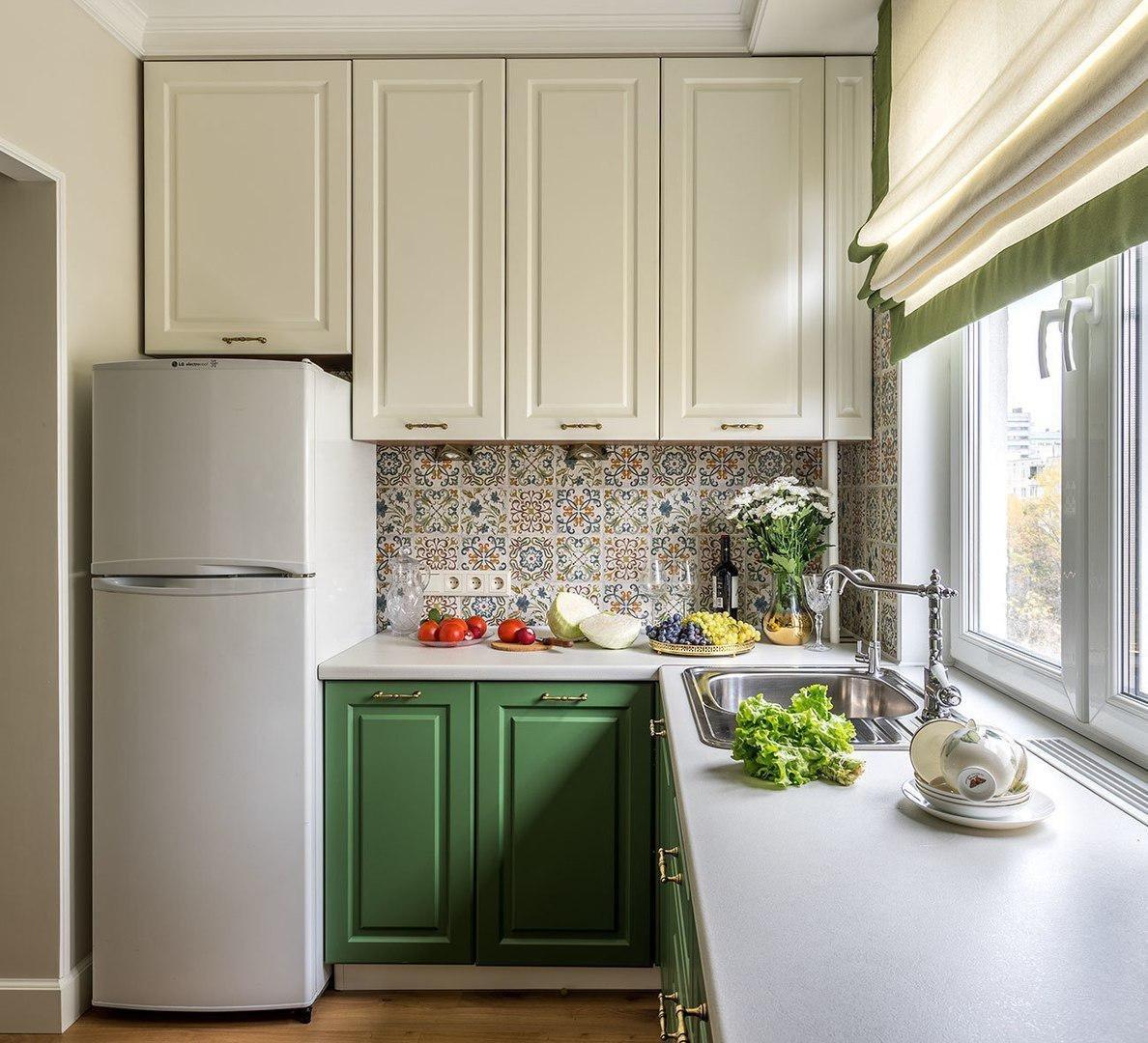 маленькая кухня 6 квм - 50